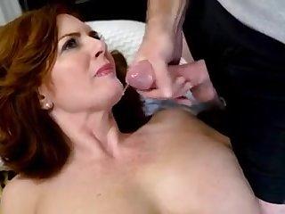 Ретро порно со зрелой женщиной